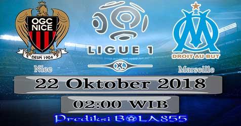 Prediksi Bola855 Nice vs Marseille 22 Oktober 2018