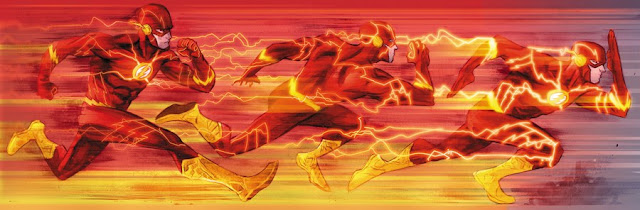 asal usul kekuatan speedforce