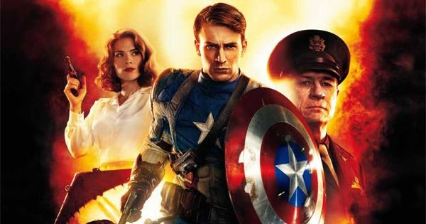 captain america the first avenger dailymotion