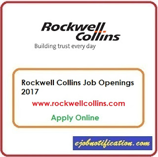 Software Engineer Openings for Rockwell Collins Freshers Jobs in Hyderabad Apply Online