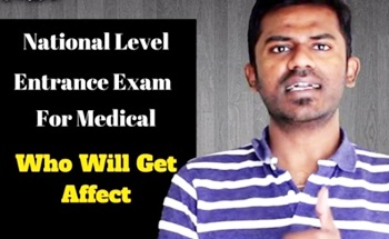 Common Medical Entrance NEET for medial – Not Good For Village Student