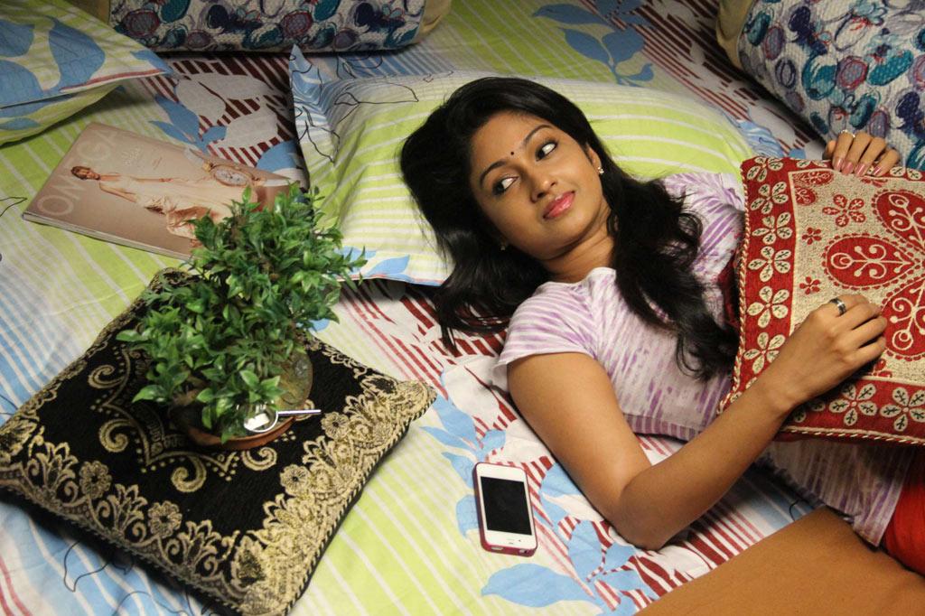 Nandanam Heroine Mithra Kurian Stills