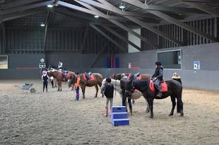 PLK2018 maandag L5A paardrijden