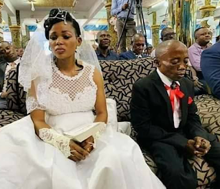 Bride Who Looked Sad On Her Wedding Day Pictured Looking Happy On Honeymoon (Photos)