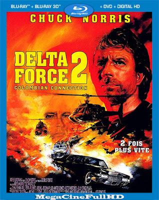 Delta Force 2 (1990) Full 1080P Latino