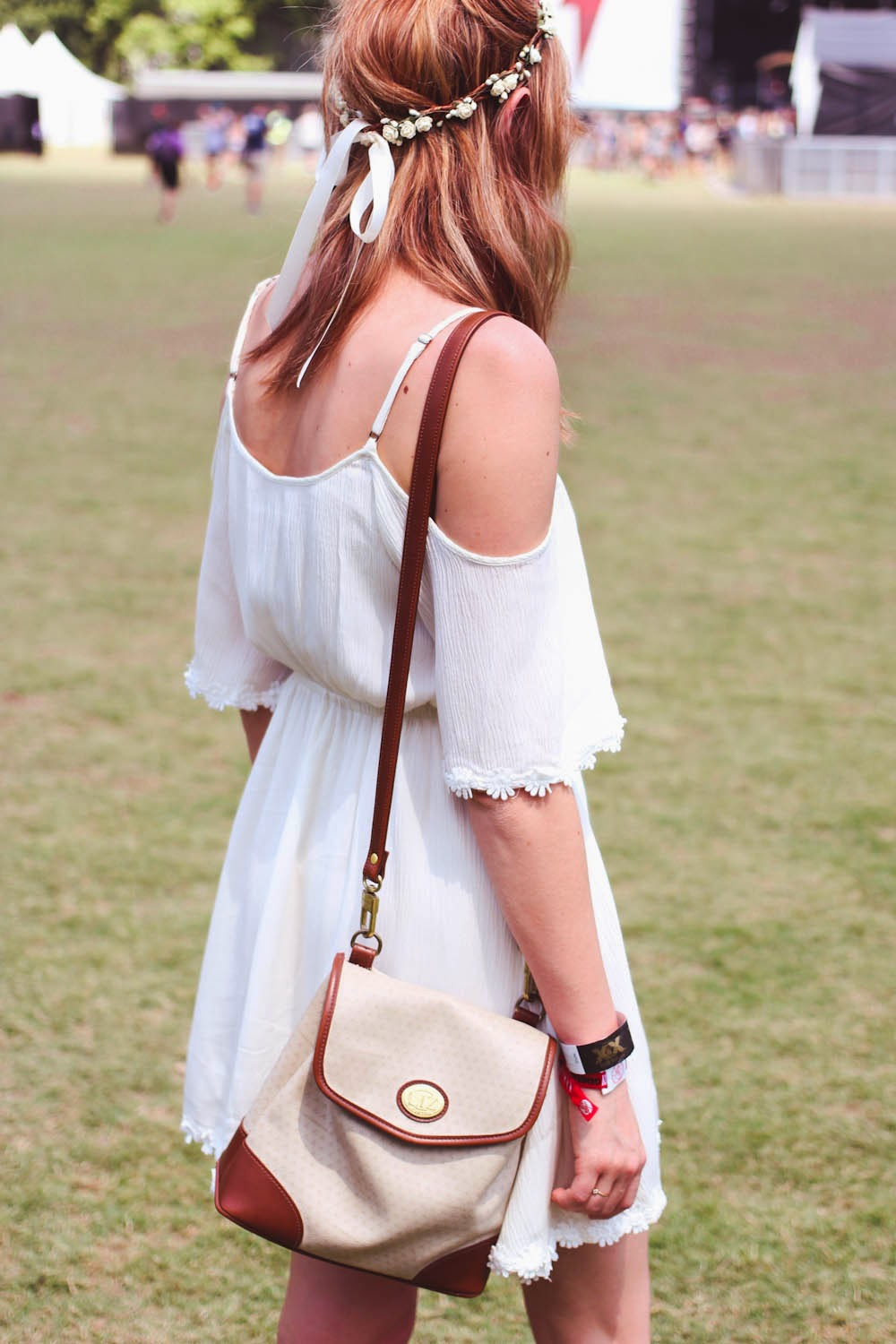shaky knees festival, festival style, lulus white dress, nyc fashion blogger, nyc fashion bloggers