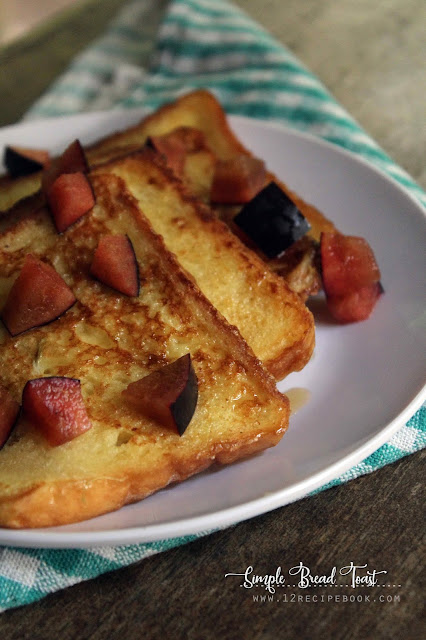 French Toast / Simple Bread Toast