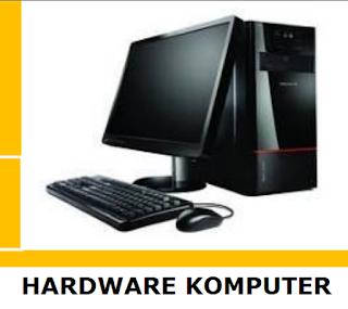 Contoh Hardware Komputer beserta Fungsi dan Penjelasannya