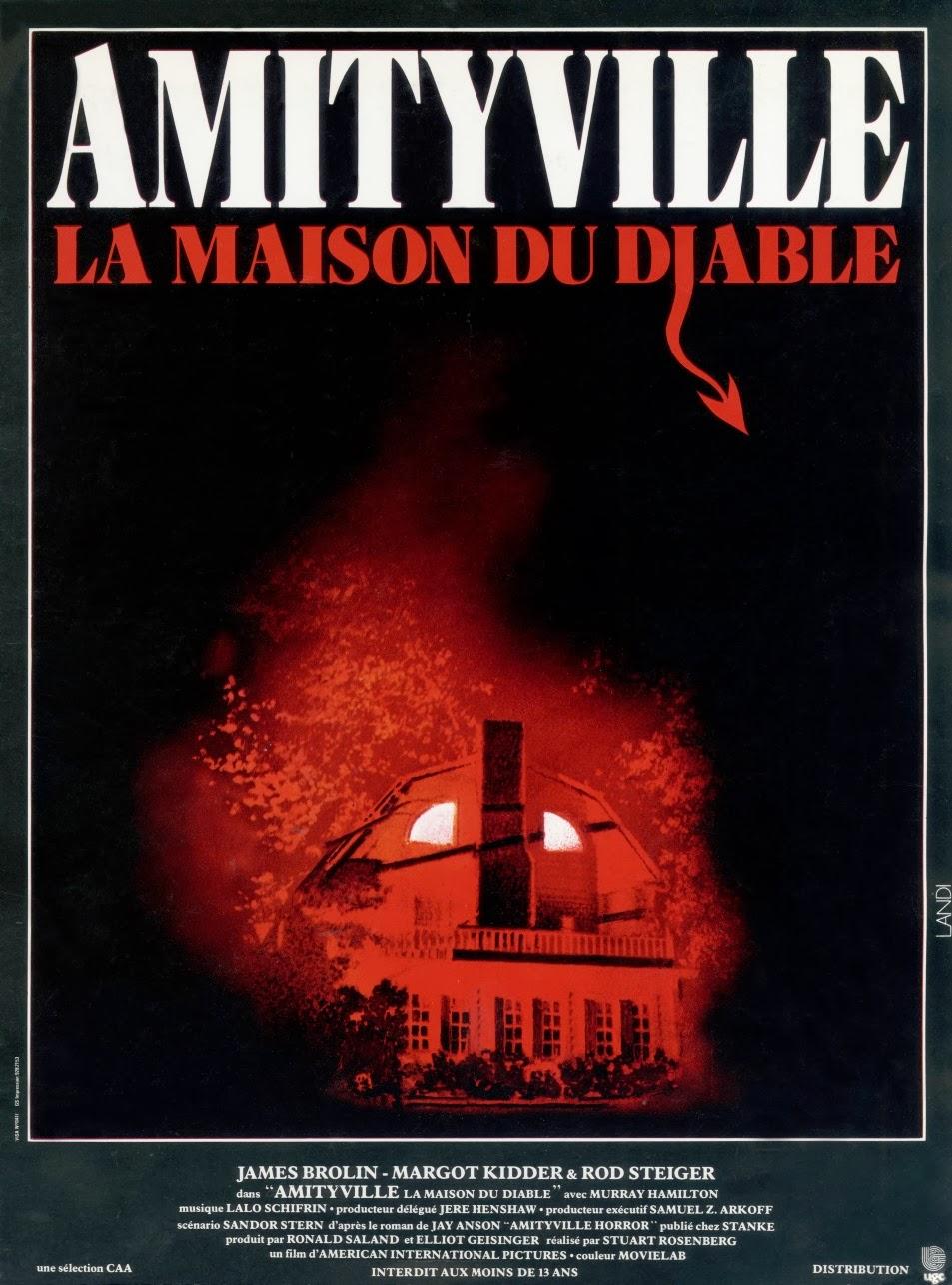 La Marque Du Diable Film : marque, diable, Amityville, Maison, Diable