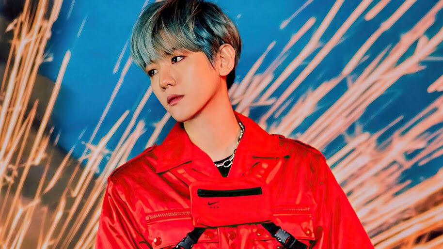 Baekhyun, SuperM, 100, 슈퍼엠 4K, #7.2510