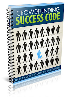 eBook cover for Crowdfunding Success Code