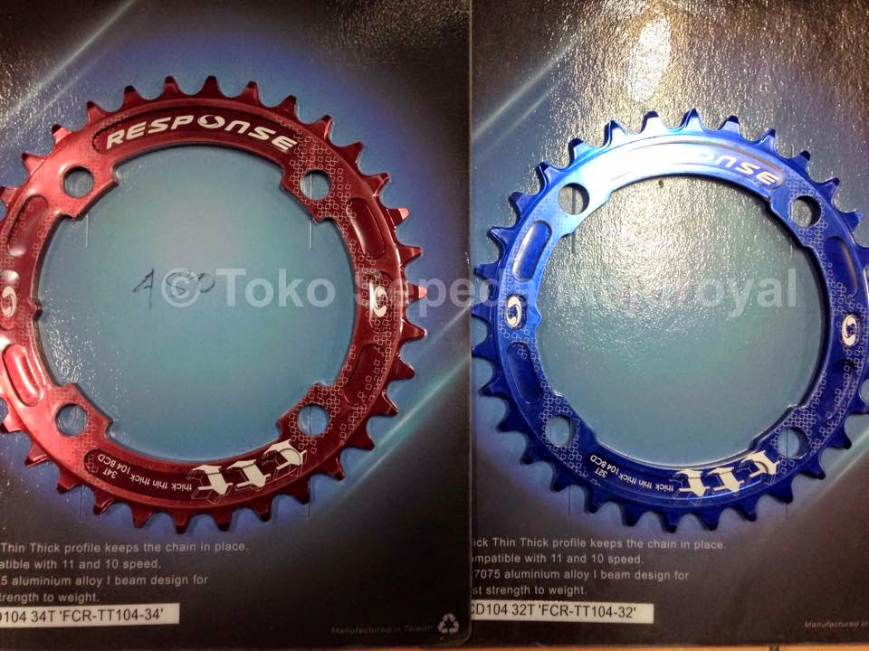 Chainring Narrow Wide 32T 34T