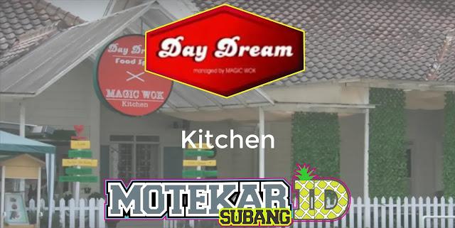 Info Loker Kitchen Day Dream Food Spot by Magic Wox Bandung Mei 2019