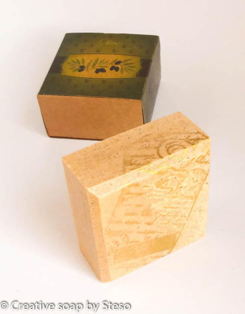 castile type soap - Creative soap by Steso
