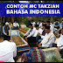 Contoh MC Pembawa Acara Takziah Bahasa Indonesia