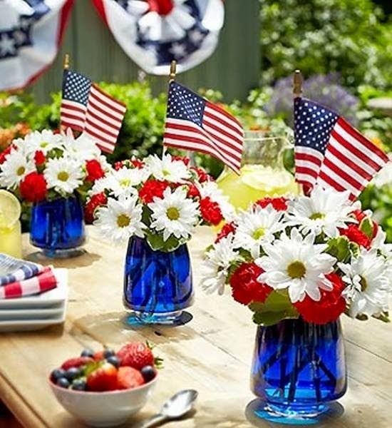 heidi's wanderings: Memorial Day Decorations