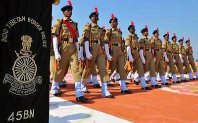 ITBP Constable Driver, Head- Constable Dresser Veterinary recruitment