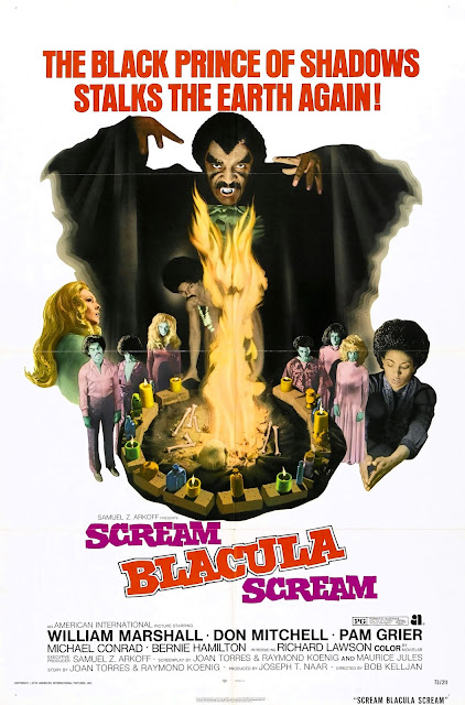 Scream Blacula Scream (1973) ταινιες online seires oipeirates greek subs