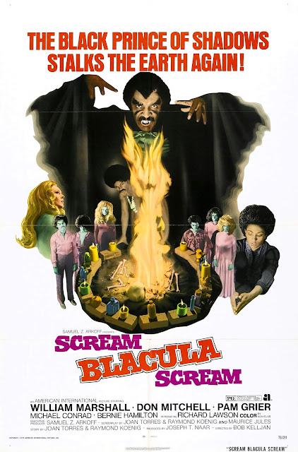 Scream Blacula Scream (1973) ταινιες online seires xrysoi greek subs