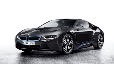 Kereta Electric BMW i8 2016