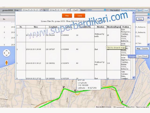 format excel web tracker