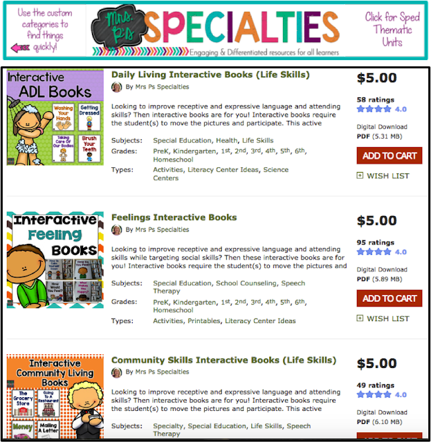 https://www.teacherspayteachers.com/Store/Mrs-Ps-Specialties/Category/-Interactive-books-222957