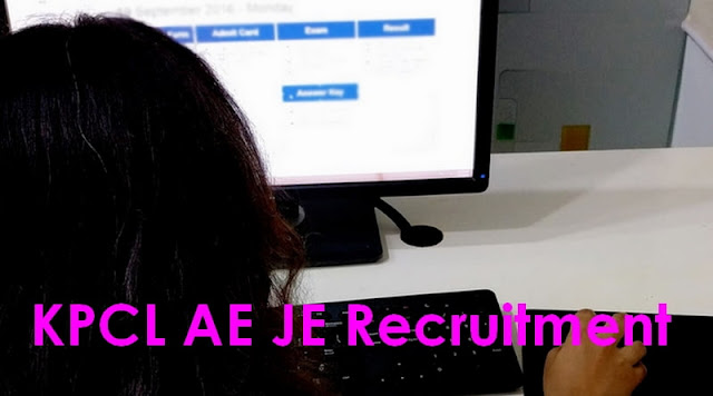 KPCL AE JE Recruitment
