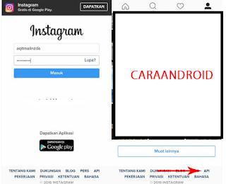 Cara Mengatasi Instagram Following Sendiri 2017