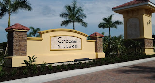 New homes at Caribbean Village in Venice FL