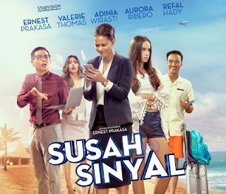 Download Lagu Soundtrack Film Susah Sinyal Mp3 Terbaru Ernest Prakasa