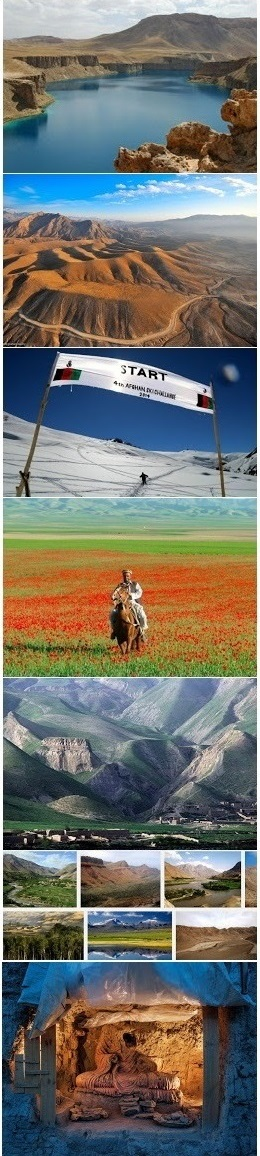 AFGHANISTAN is BEAUTIFUL!