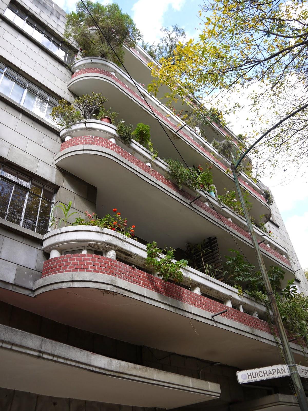 Adrian Yekkes: Mexico City