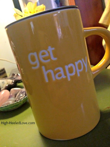 Get Happy: Drink Tea