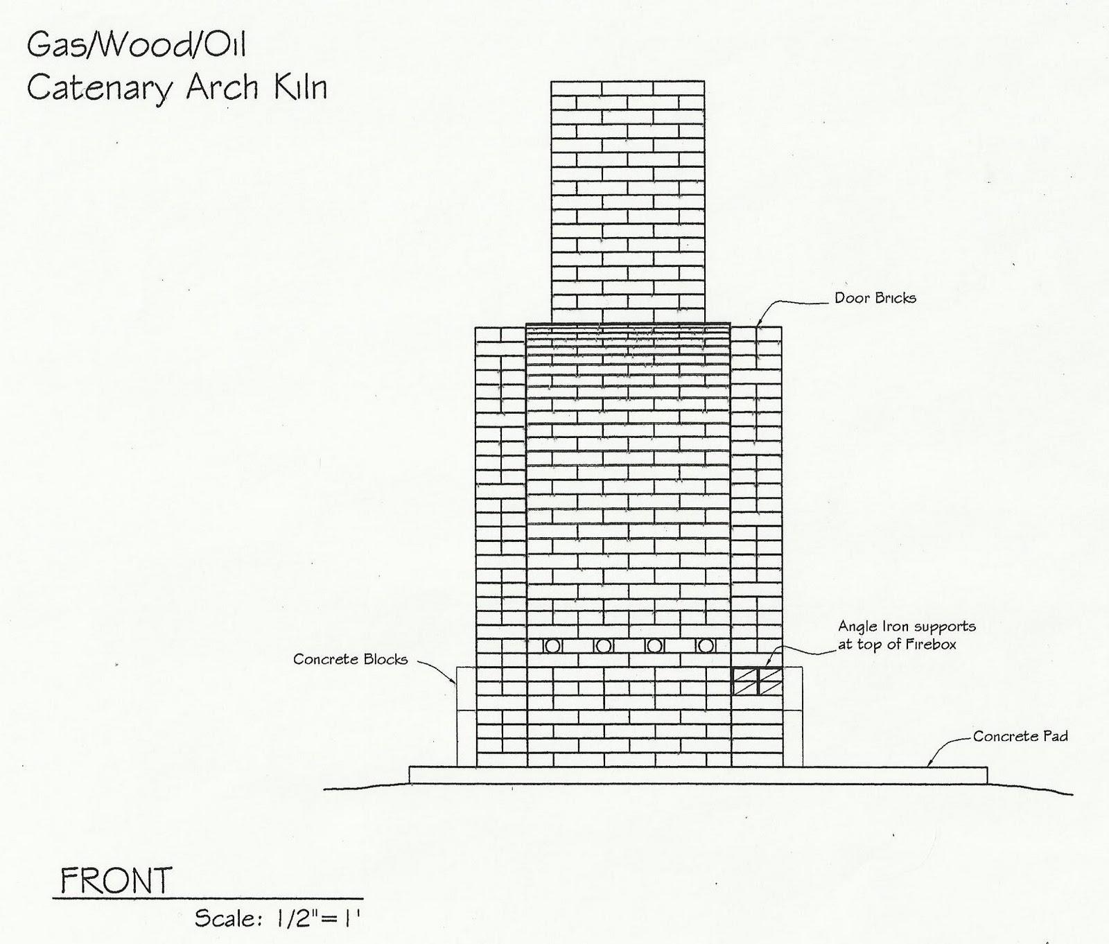 Cmu 442 Kiln Construction Jake Allee Project 2
