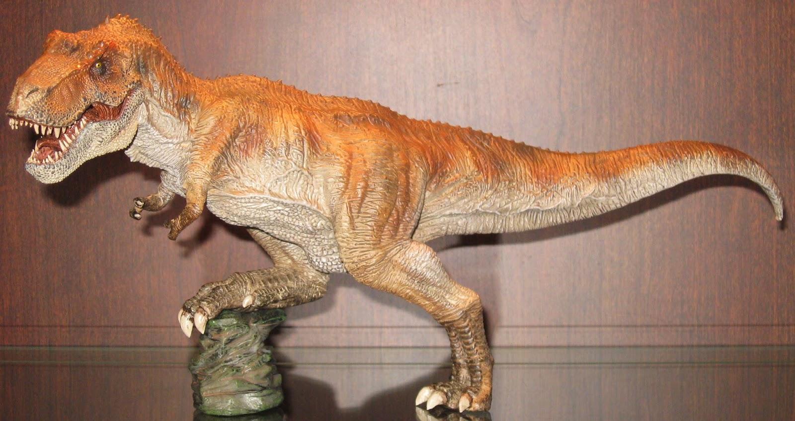 The Toyseum King T Rex Rebor 1 35 Scale Tyrannosaurus