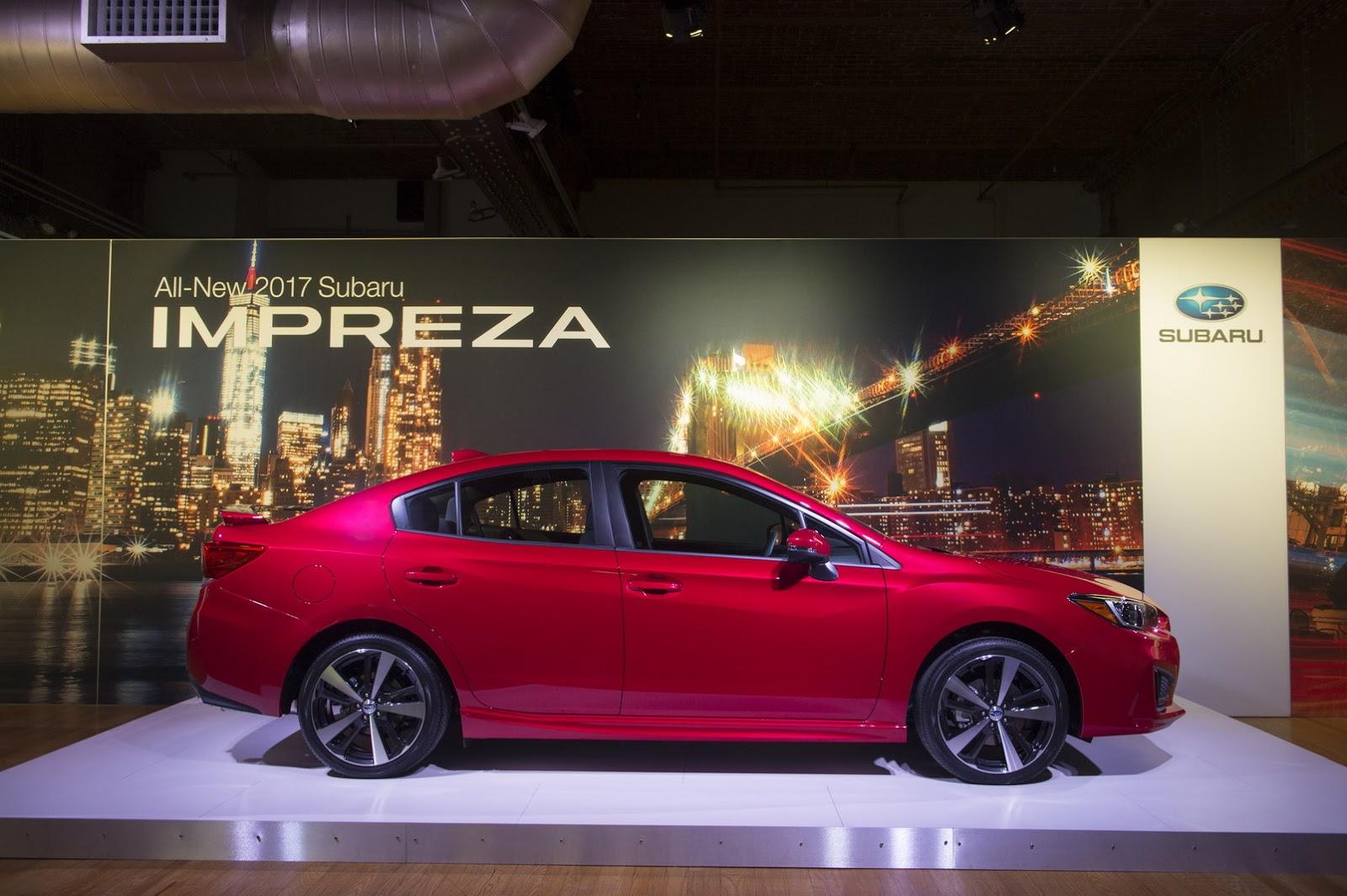 Subaru Impreza 2017 đã có thiết kế khá hơn so với đời tiền nhiệm, nhưng cơ bản vẫn chưa đẹp, chỉ khá đẹp
