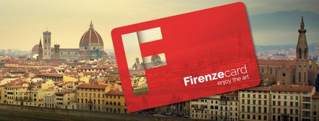Ingressos para o cartão Florença
