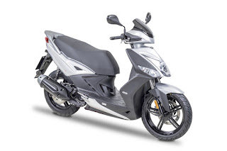 New Kymco Agility 125 16+ For 2017