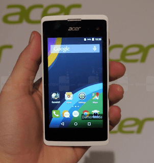"""Cara Flash Acer Liquid Z220"""