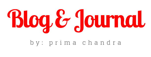 Prima's Blog & Journal