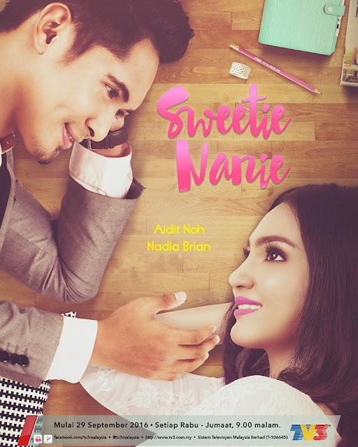 Sinopsis Sweetie Nanie - Slot Lestary TV3