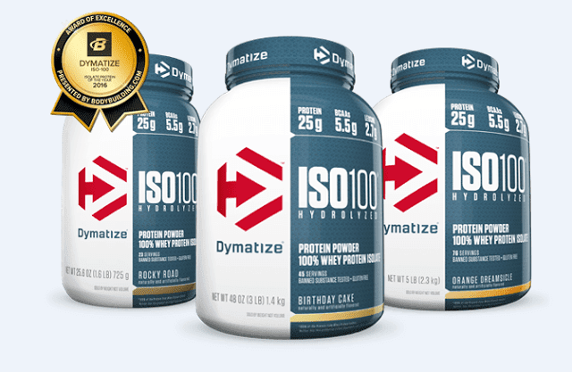 ISO 100 Protein Powder Review