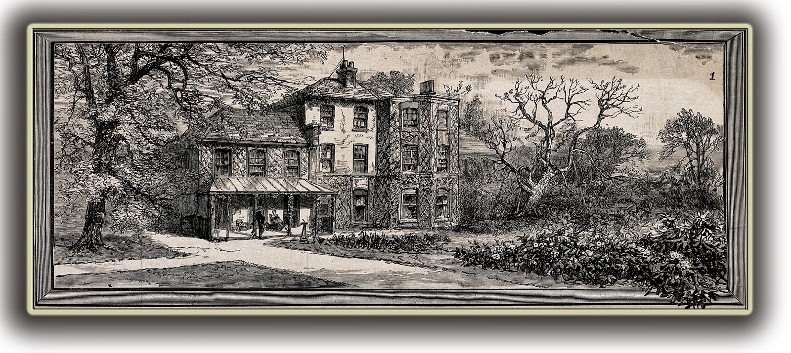 Down House - Casa e giardino di Charles Darwin