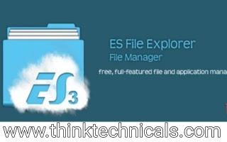 Ex file explorer se ho sakati h ap private data ki chori - thinktechnicals