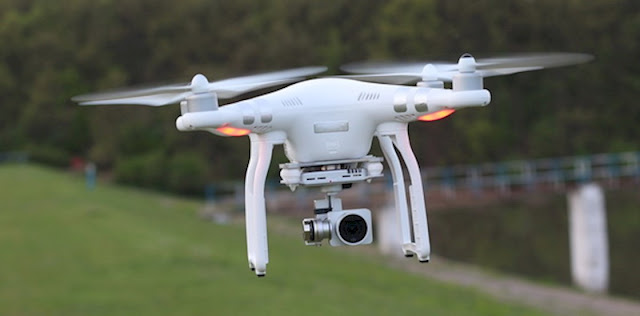 SEWA DRONE MANADO