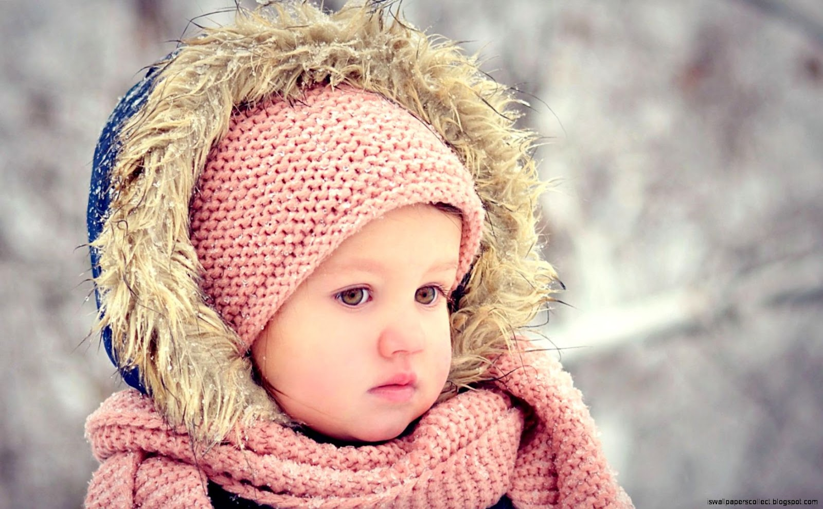 Cute Baby Girl Sad Wallpapers Collection