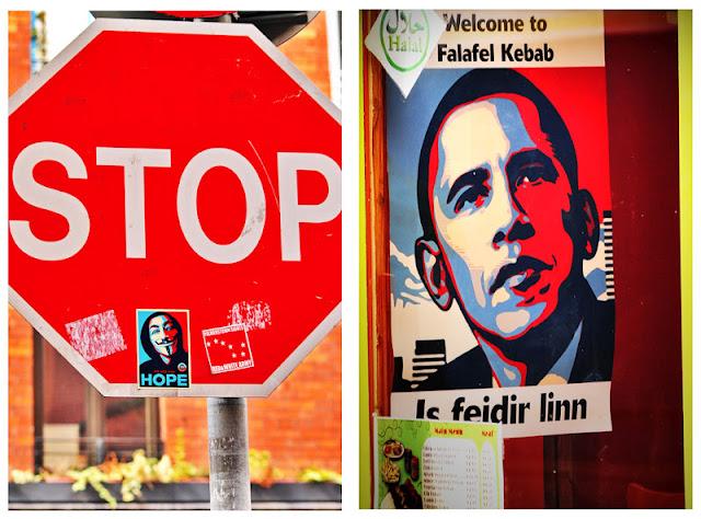 Obama na plakacie