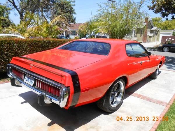 1973 dodge charger 340 magnum for sale buy american muscle car 1985 Dodge Magnum here on craigslist