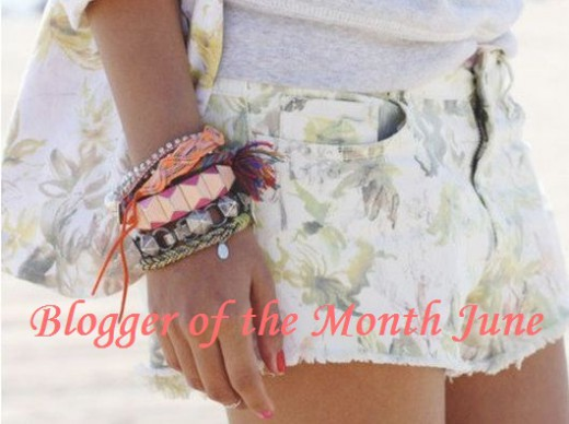 Blogger of the Month June @STYLIGHT