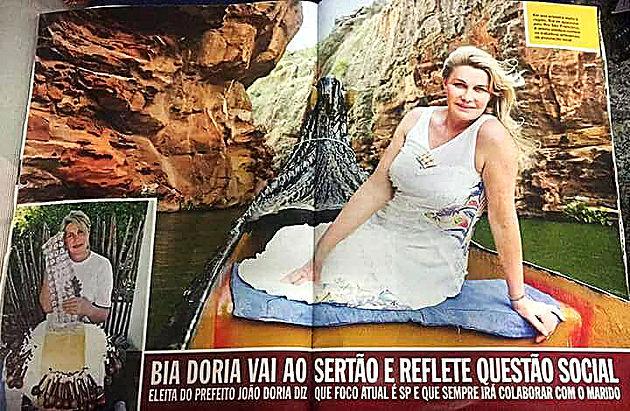 Cânions do Rio São Francisco em Delmiro Gouveia são destaque na Revista Caras
